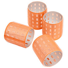 Buy Large Rip Tape Thermal Hair Rollers, 4 Pack Online at johnlewis.com