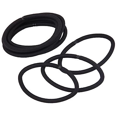 Seamless Hair Elastics, 17 Pack