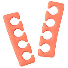 Buy Silicone Toe Separators Online at johnlewis.com
