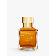Buy Maison Francis Kurkdjian Grand Soir Eau de Parfum, 70ml Online at johnlewis.com
