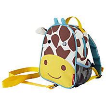 Buy Skip Hop Zoolet Giraffe Toddler Backpack Online at johnlewis.com