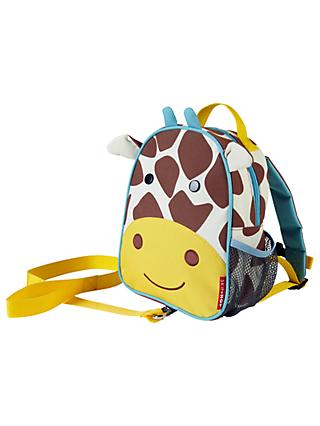 Skip Hop Zoolet Giraffe Toddler Backpack