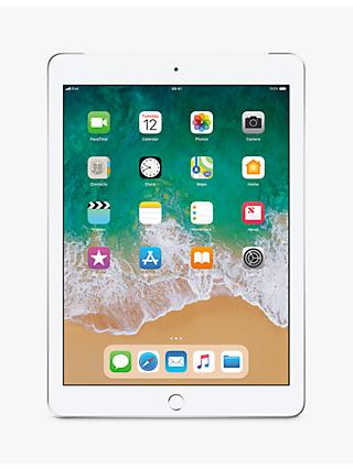 "2018 Apple iPad 9.7"", A10, iOS 11, Wi-Fi & Cellular, 32GB"