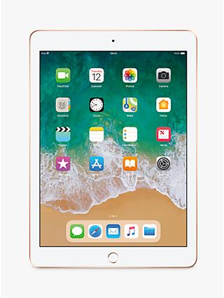 "2018 Apple iPad 9.7"", A10, iOS 11, Wi-Fi, 32GB"