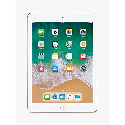 Image of 2018 Apple iPad 9.7, A10, iOS 11, Wi-Fi, 128GB
