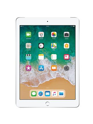 "2018 Apple iPad 9.7"", A10, iOS 11, Wi-Fi & Cellular, 128GB"