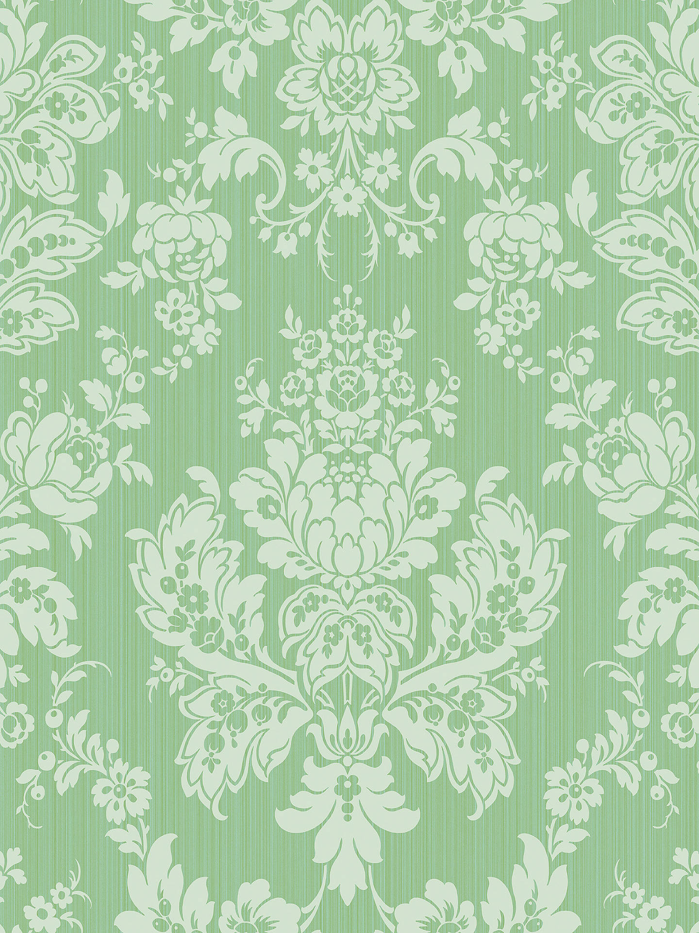 Buy Cole & Son Mariinsky Giselle Paste the Wall Wallpaper, Leaf Green 108/5028 Online at johnlewis.com