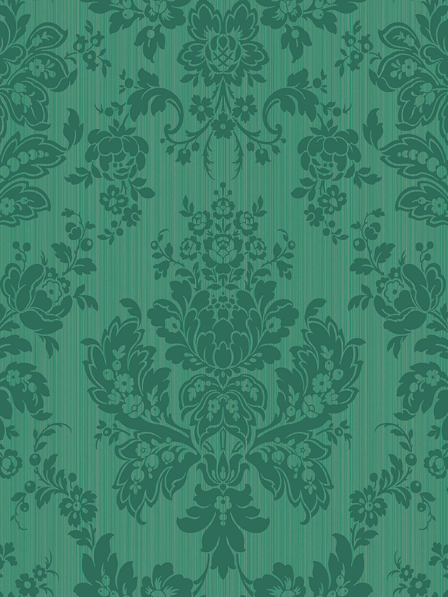 BuyCole & Son Mariinsky Giselle Paste the Wall Wallpaper, Forest Green 108/5027 Online at johnlewis.com