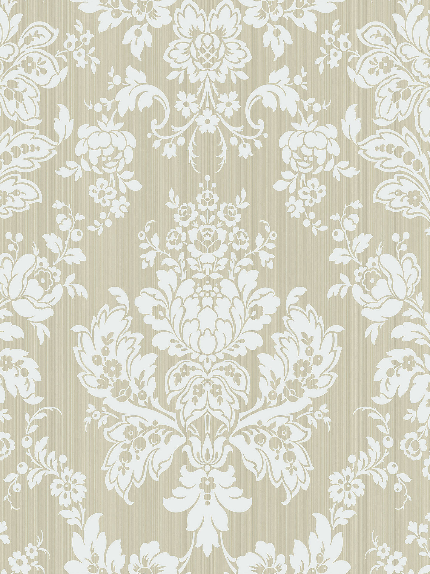 Buy Cole & Son Mariinsky Giselle Paste the Wall Wallpaper, Old Olive 108/5029 Online at johnlewis.com