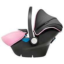 Buy Silver Cross Simplicity Group 0+ Baby Car Seat, Vintage Pink/Black Online at johnlewis.com