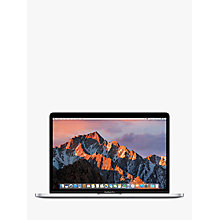 "Buy 2017 Apple MacBook Pro 13"", Intel Core i5, 8GB RAM, 256GB SSD, Intel Iris Plus Graphics 640 Online at johnlewis.com"