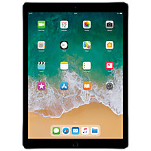 "Buy 2017 Apple iPad Pro 12.9"", A10X Fusion, iOS10, Wi-Fi, 512GB Online at johnlewis.com"