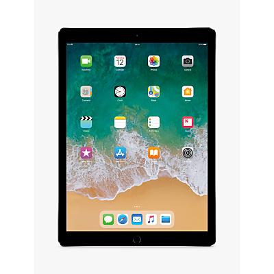 2017 Apple iPad Pro 12.9, A10X Fusion, iOS11, Wi-Fi, 64GB