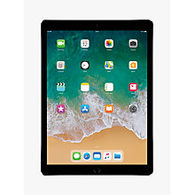 "Buy 2017 Apple iPad Pro 12.9"", A10X Fusion, iOS10, Wi-Fi, 64GB Online at johnlewis.com"