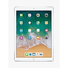 "Buy 2017 Apple iPad Pro 12.9"", A10X Fusion, iOS11, Wi-Fi & Cellular, 64GB Online at johnlewis.com"