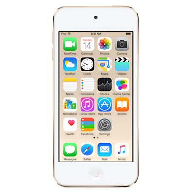Image of Apple iPod Touch, 128GB
