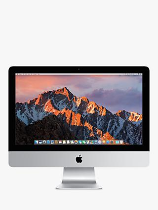 "2017 Apple iMac 21.5"", Intel Core i5, 8GB RAM, 1TB HDD, Iris Plus Graphics 640, Silver"