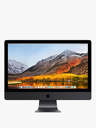 "Apple iMac Pro MQ2Y2B/A, All-in-One Desktop, Intel Xeon W, 32GB RAM, 1TB, Radeon Pro Vega 56, 27"" 5K Display, Space Grey"