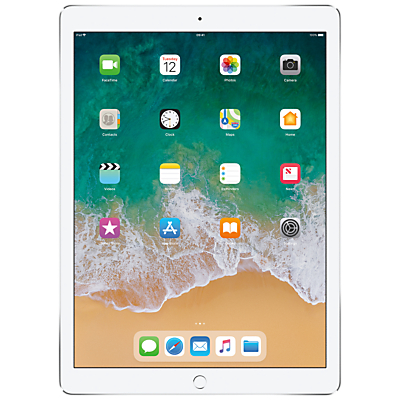 Image of 2017 Apple iPad Pro 12.9, A10X Fusion, iOS11, Wi-Fi, 512GB