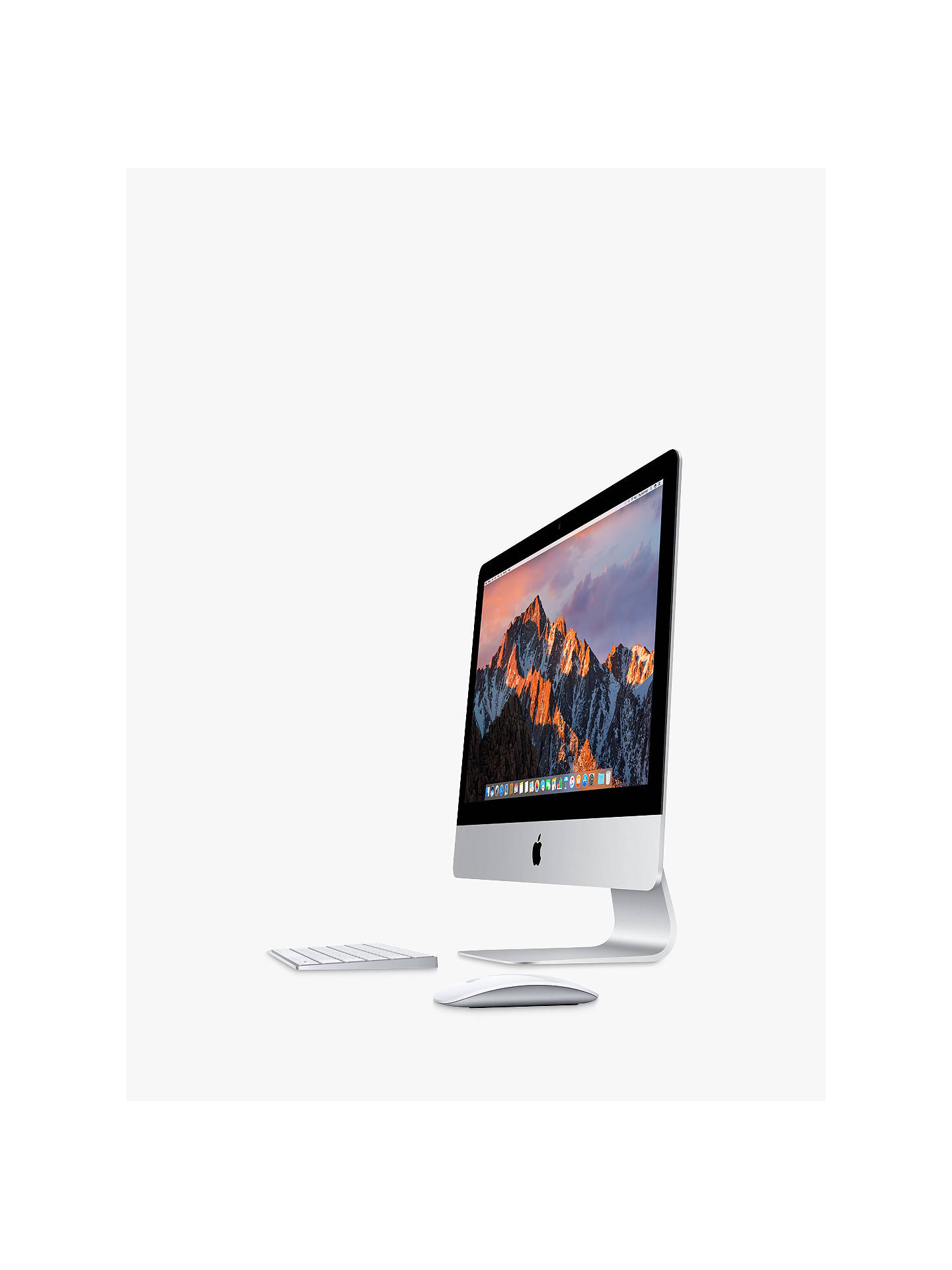 2017 Apple iMac 21 5 MNDY2B/A All-In-One Desktop, Intel Core i5, 8GB RAM,  1TB HDD, Radeon Pro 555, 21 5