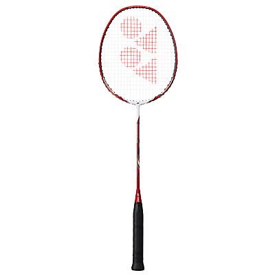 Yonex Nanoray 9 Badminton Racquet, Red