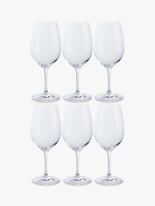 Dartington Crystal All Purpose Red Wine Glass, Set of 6