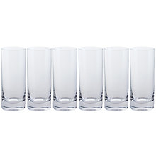 Buy Dartington Crystal All Purpose Highball Glass, Set of 6 Online at johnlewis.com
