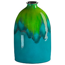 Buy Poole Pottery Tallulah Bottle Vase, H23cm Online at johnlewis.com