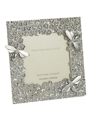 Pewter | Photo Frames & Accessories | John Lewis