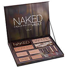 Buy Urban Decay Naked Vault Volume III Online at johnlewis.com