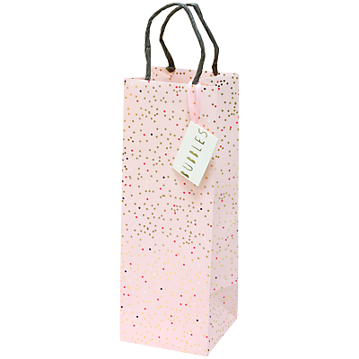 Image of Bellybutton Bubble Pink Gift Bag