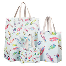Buy John Lewis Feather Gift Bag Online at johnlewis.com