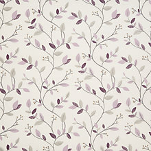 Buy John Lewis Mia Curtain, Cassis Online at johnlewis.com