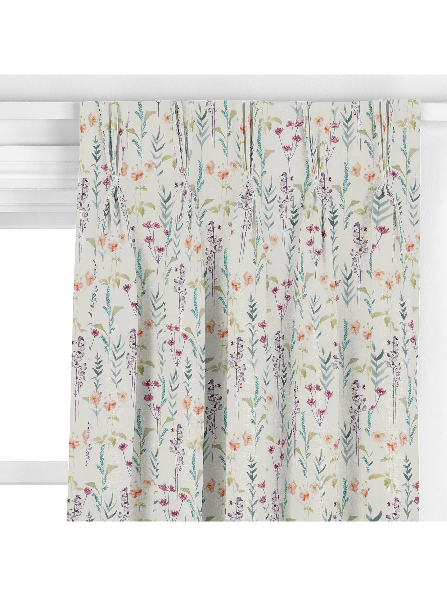 John Lewis Amp Partners Longstock Made To Measure Curtains