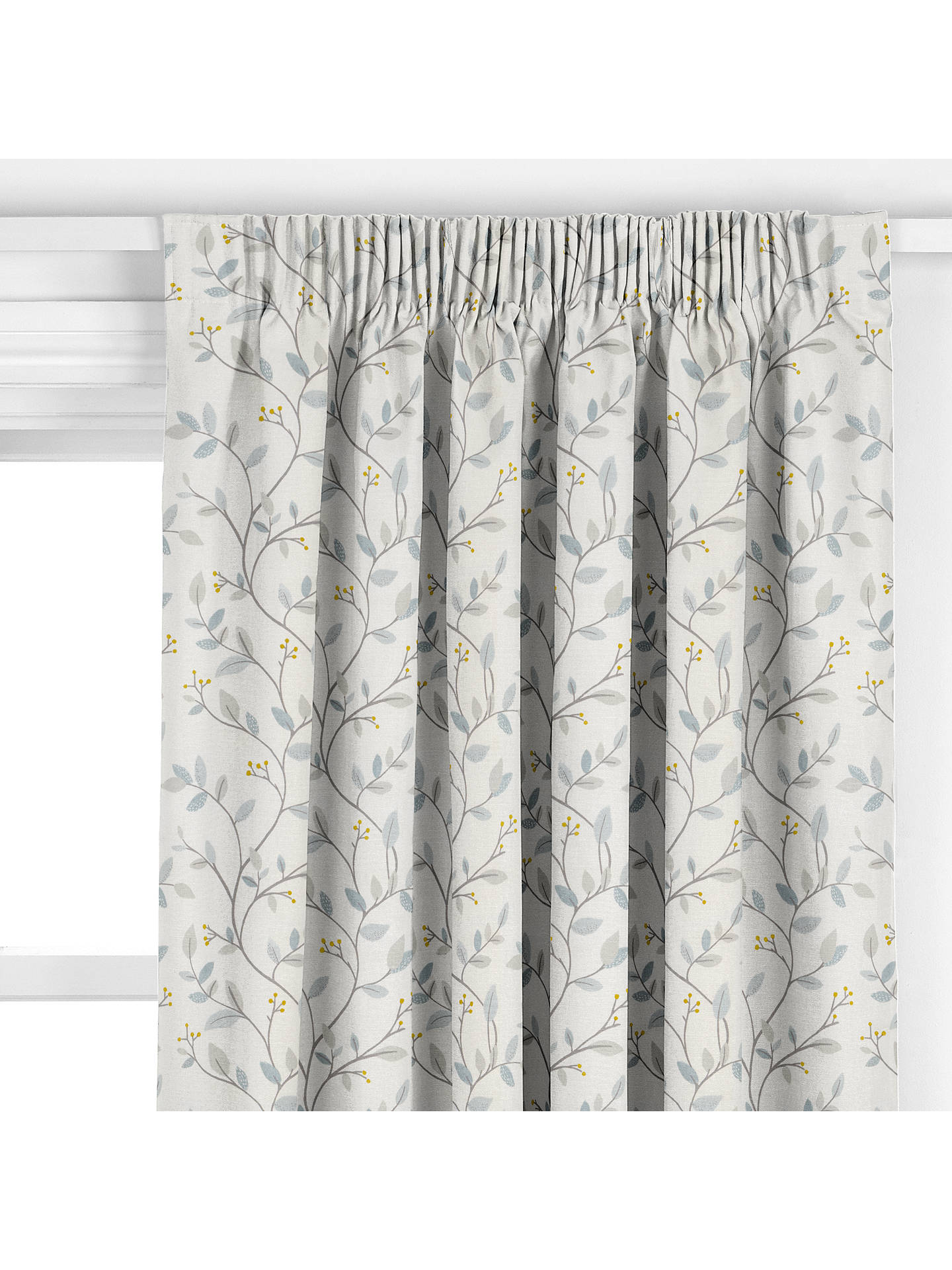 BuyJohn Lewis Partners Mia Curtain Mineral Online At Johnlewis