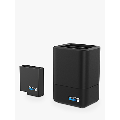 Image of GoPro Dual Battery Charger and Battery for HERO5 Black