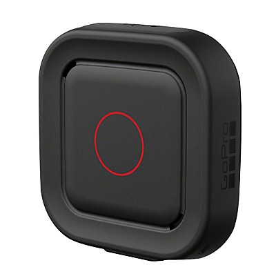 GoPro Remo Waterproof Voice Activated Remote for HERO5 Black and HERO5 Session Cameras