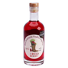 Buy The Little Red Berry Co. Blackcurrent Vodka Liqueur, 35cl Online at johnlewis.com