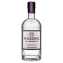 Buy Mason Dry Yorkshire Gin, Lavender Edition, 70cl Online at johnlewis.com