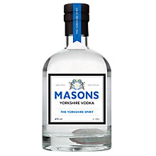 Buy Masons Yorkshire Vodka, 70cl Online at johnlewis.com