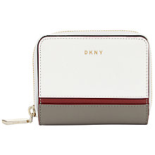 Buy DKNY Greenwich Smooth Calf Leather Carryall Purse, Multi Online at johnlewis.com