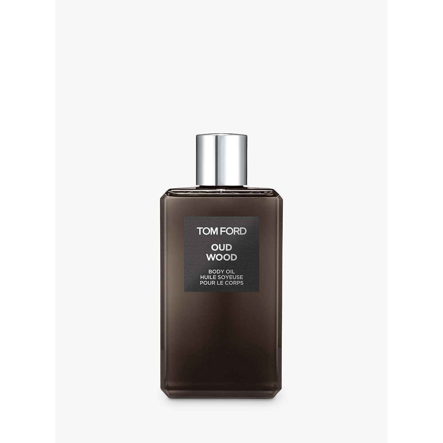 TOM FORD Private Blend Oud Wood Body Oil 250ml at John Lewis