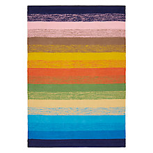 Buy little home at John Lewis Camping Children's Rug Online at johnlewis.com