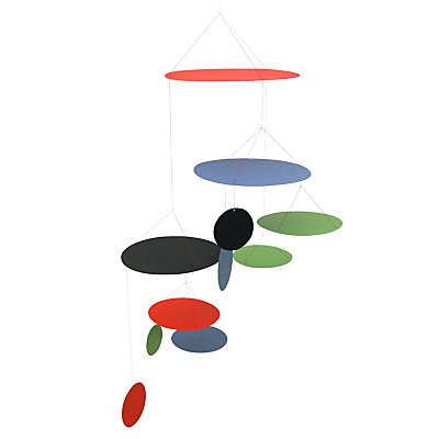 Livingly UFO Mobile Sculpture