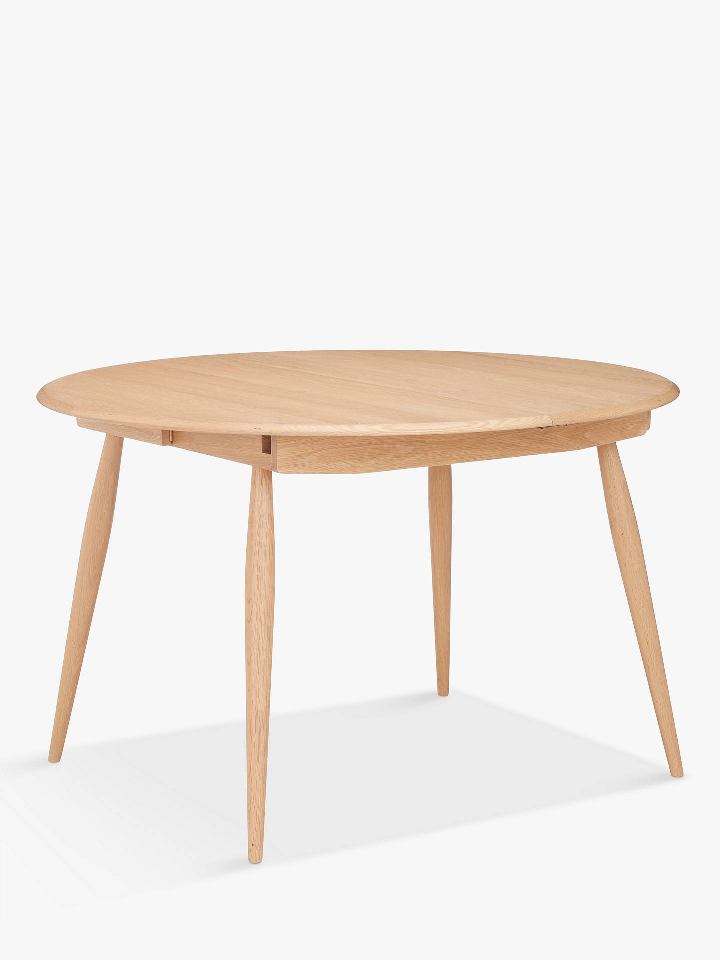 ... Buyercol For John Lewis Shalstone Round Extending Dining Table Online  At Johnlewis.com ...