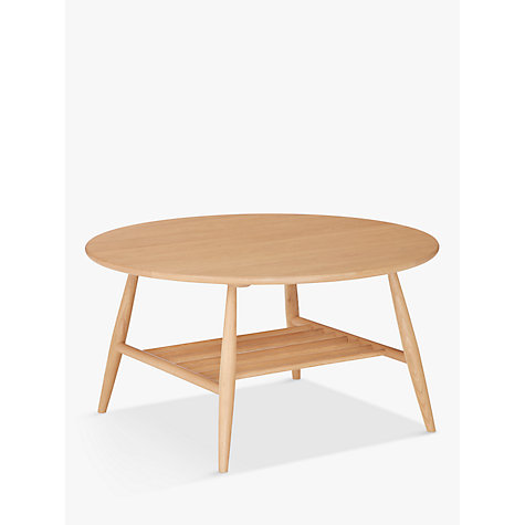 Buy Ercol For John Lewis Shalstone Coffee Table John Lewis
