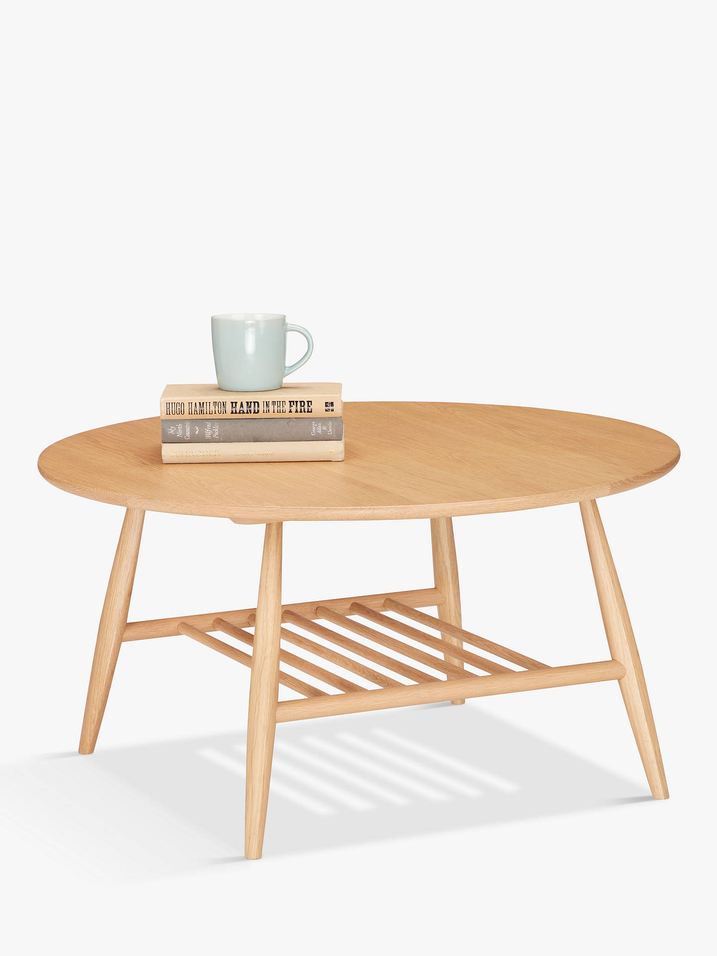 Ercol For John Lewis Shalstone Coffee Table