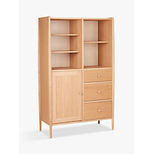 Buy ercol for John Lewis Shalstone Highboard Online at johnlewis.com
