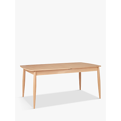 ercol for John Lewis Shalstone Rectangular Extending Dining Table