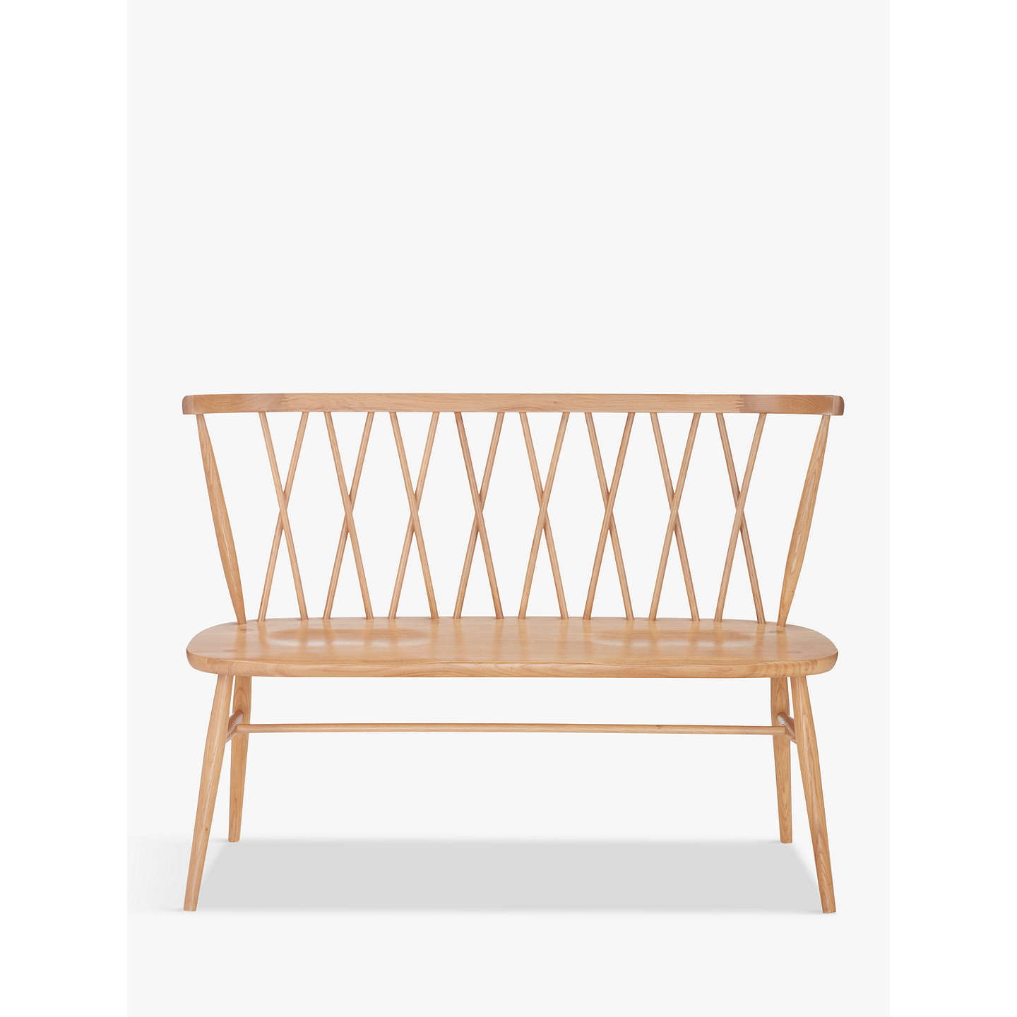 Buyercol For John Lewis Shalstone Dining Bench Online At Johnlewis